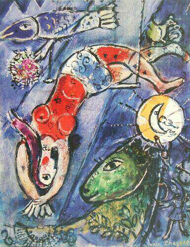 Amazona-chagall